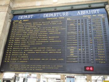 Gare du Nord 時刻表.jpg